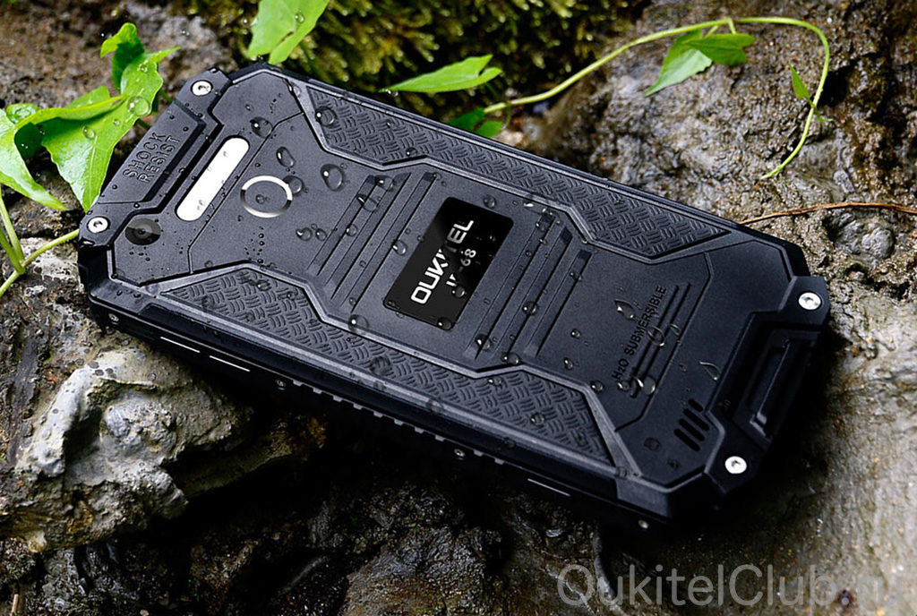 oukitel k10000 max body waterproof